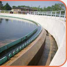 Water Reclamation Plant - Clarifier