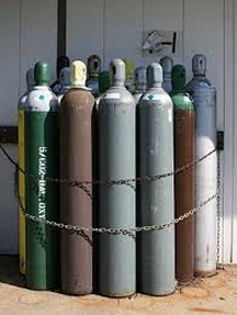 secured cylinders